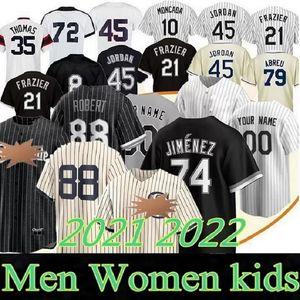 2021 Чикаго Сфера Мечты 88 Луис Роберт Джерси 46 Craig Kimbrel 7 Тим Андерсон Йоан Мончада 74 Eloy Jimenez 24 Ясмани Градал Аарон Бейсбол