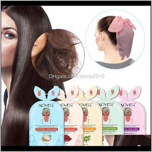 Shampooconditioner Styling Tools Products Drop Delivery 2021 Ponytail Antidrying Masks Repair Damaged Tail Nursing Mask Deep Nourishment Hair