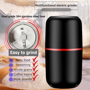 Electric Coffee Grinders Small Grinding Machine Double-edged Cutter Head Contact Sanding Three-dimensional Transparent Cup Lid Grinder