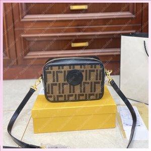 Vintage Shoulder Bag Crossbody Bags Canvas Waist Bag Handbag Women Luxurys Designers Bags 2021 Purses Designers Womens Baguette 2105141L