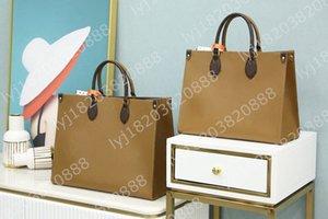 2021 Lüks Tasarımcılar Çantalar Bayan Çanta Çanta Çiçek Tote Çanta Bayanlar Rahat Tote PVC Deri Omuz Çantaları Kadın Büyük Çanta Çanta