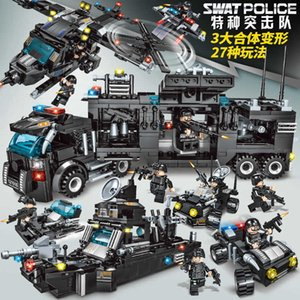 Compatible building block toys 10-year-old boys tank puzzle assembly 4-6-year-old gift blocks