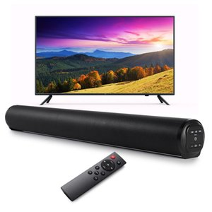 4*5W Big Power Wireless Super Bluetooth Soundbar Speaker Subwoofer TV Home Theater System with Remote Control