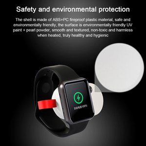 EastVita Magnetic Charger Portable Wireless Adapter for Watch iWatch Series 1 2 3 4 r20