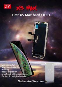 Painéis de toque do telefone celular Pantalla para iPhone XR X XS Max 11 OLED INCELL com 3D Digitizer Montagem Não Dead Pixel LCD substituição de tela