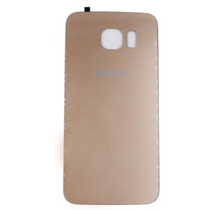 OEM Battery Door Back Housing Cover Glass for Samsung Galaxy S6 G920f S6Edge Plus G925f Note 5 N920f with Adhesive Sticker