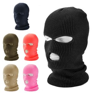 Headgear Full Face Cover Mask Men Warm Cold Winter Ski Cycling Cap Hat Masked Ball Masks for Women On Sale