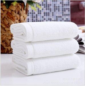 21 Reines Baumwollbad weiß 120g Einweg-Schönheits-tägliches Tuch