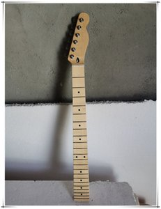 6 Strings Maple Fingerboard 22 Frets Electric guitar Neck with Chrome Tuners,can offer many kinds Style