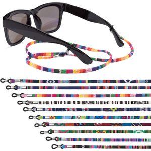 Glasses Strap Eyewear Retainer Sunglass Straps Eyeglass Holder Strap Glass Cord Lanyard Unisex Safety Glasses String (Colorful)