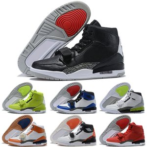 디자이너 운동화 돈 C x Jumpman 유산 312 트레이너 3 Mens Uptempotrainers 40-46에 대한 스톰 테크 스포츠 농구 신발