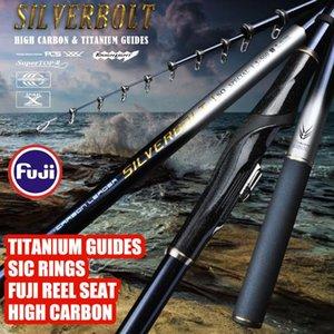 Япония углеродное волокно ультра легкое супер тонкий риф рок-рыбацкий штанги 1.0 / 1.5 / 2.0 # 4M 5M 5M Fuji сиденье колеса ручная карта Blackbird мягкие стержни