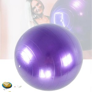 Yoga Balls Pilates Fitness Gym Massager Point Fitball Exercise Workout Ball 45 55 65 75 85CM With Pump