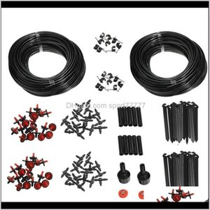 Hoses Faucets, Showers As Home & Drop Delivery 2021 46M Garden Drip Irrigation System Atomization Micro Sprinkler Cooling Kit 9Mzor