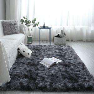 HOT Carpet For Living Room Large Fluffy Rugs Anti Skid Shaggy Area Rug Dining Room Home Bedroom Floor Mat 80*120cm 31 625 V2
