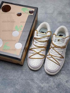The 50 Collection Dunks Low SB DEAR SUMMER Off Suede Sports Shoes 12 of 50 Lot 1 34 31 Sail White Designer Trainer Sneakers