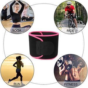 Waist Support Neoprene Sauna Slimming Belt Adjustable Women Sweat Trainer Body Shaper Gaine Ventre Corset