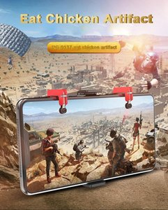 Portable Game Players Pubg Mobile Controller Trigger Joystick For Joypad Fire Button Aim L1 R1 Key Shooter Phone Pad Accessories