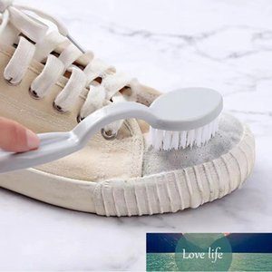 Strong Double Long Handle Shoe Brush Cleaner Cleaning Brushes Washing Toilet Lavabo Pot Dishes Home Cleaning Tools Sneakers Shoe