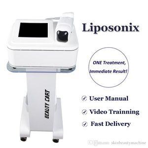 2021 super HIFU Liposonix Machine Non-Surgical Fat Treatment Liposonix Body Slimming Home Salon Use Lipo Fat Removal Device On Sale