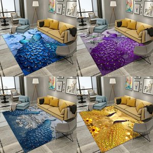 Carpets Factory Direct Selling Thickened Living Room Carpet Floor Mat Study Coffee Table Cloakroom Foot Bedside Blanket Doormat