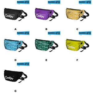 Cookies Series Street Element Single Shoulder Bag Manufacture of Men's and Women's Messenger One Strap Backpack
