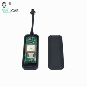 Waterproof Mini GSM GPS Tracker Car Motorcycle Tow Away Alarm Vehicle ACC Monitor Cut Off Oil Real Time Tracking Software & Accessories