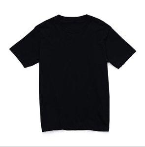 Ey62672021 massive schwarze t shirts weiße herren frauen mode männer s cwoen tshirts mann kleidung straße kurze hülse 21ss kleidung