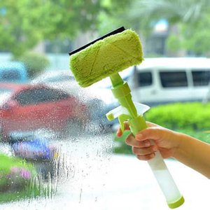 A1805 multifunctional water spraying window cleaner double-sided glass