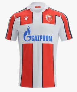 Classy Red Star Belgrade 21-22 Home soccer Jersey 2021 2022 football shiirts camiseta de fUtbol