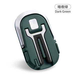Car Phone Holder stand 360 Degree Auto Air Vent Mount Stand Finger Ring Phone Holder Bracket Smartphone Cellphone Support