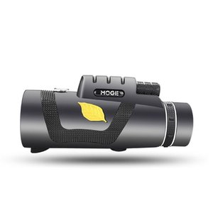 Stabilizers 12Multiply50 Mini Telescope Powerful Monocular High Power With Smart Phone Holder Suitable For Hiking Camping Tourism