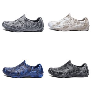 men water shoes summer beach shoe classic white fashion home outdoor soft work sneaker mens breathable sports trainer