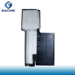 Ink Refill Kits GACINK L360 L380 L355 Waste Pad For L210 L220 L365 L310 XP-245 XP-235 XP-2100 XP-2105 XP-452 XP-446 Maintenance Box