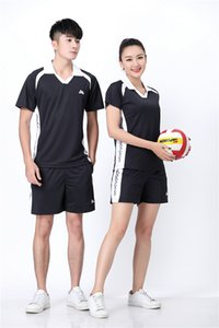 Short Sleeve Volleyball Wear Training Clothes