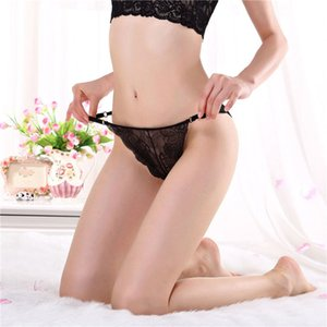 Lace Pes Floral Transparent Briefs Line low Waist Women Underwear Lingerie Knickers Clothes will and sandy