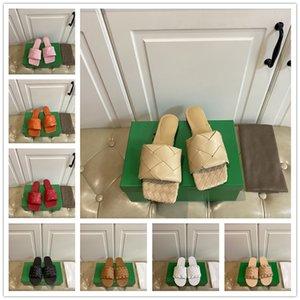 Femmes Caoutchouc Haute Talon Slide Sandal 6cm Plateforme Pantoufle Rose Green Candy Couleurs Pantoufles Pantoufles Pantoufles Flip Tongs