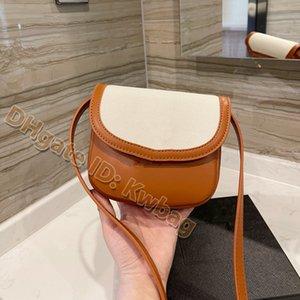 2021 السيدات خمر الصليب الجسم idateags الكتف سلسلة حقيبة مخلب محفظة كلاسيكي المرأة فاخر مصممين رفرف اليد حقيبة أعلى جودة محفظة رسول حقائب