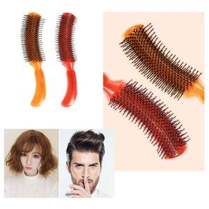 Hair Brushes Fluffy Comb Detangling Brush Scalp Massage For Hairbrush Wet Curly Women Men Salon