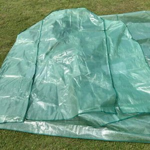 Planters & Pots 69x49x160CM Shed Cover Greenhouse Outdoor Garden Plant Replacement