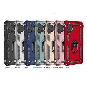 Cajas de teléfono a prueba de golpes para Samsung Galaxy A32 A02S A12 A52 A72 A51 A71 5G 4G EU