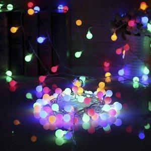 Dragon Ball Small Meal Ball Ball Battery Box LED Light String Christmas Day Star Hotel Song Directors