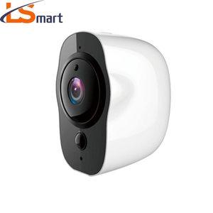 Камеры Беспроводной аккумулятор IP-камера WiFi Магнитный Крытый Домашний Наблюдательный Осветщик CCTV Перезаряжаемый
