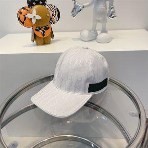 2021 Designer Casquette Caps Fashion Men Women Baseball Cap Cotton Sun Hat High Quality Hip Hop Classic Hats