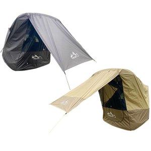 자동차 트렁크 텐트 차양 방수 테일 게이트 그늘 천막 셀프 운전 투어 바베큐 야외 캠핑 텐트 및 피난처