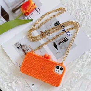 Retro woven bag phone cases For iPhone 12 11 pro promax Xs Max 8 Plus