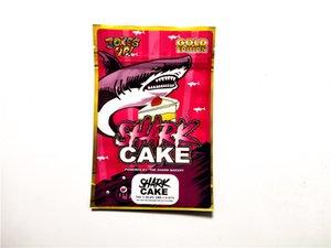 2021t Jokesup Shark Cake BAG 3.5g Money bag Runtz Frosties ZOURZ Smell Proof Bags Vape Packaging for 16 TYPES mylar bag