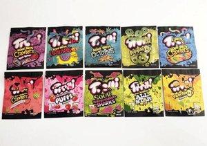 Yenilebilir Gummies Çanta Weedtarts Starburst Warheads Errlli Trolli Trrlli Jolly Rancher Airheads Mylar için CannAvst