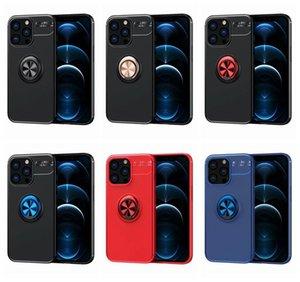 자동차 홀더 360 iPhone 13 Pro Max 12 Mini 11 XR XS 8 7 6 6S One Plus Nord CE 5G N200 9 9R N100 N10 Soft TPU 실리콘 전화 다시 덮개 피부
