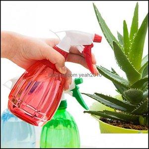 Equipments Supplies Patio, Lawn Home & Garden500Ml Portable Plastic Manually Garden Plants Water Sprayers Flower Irrigation Pets Salon Spray